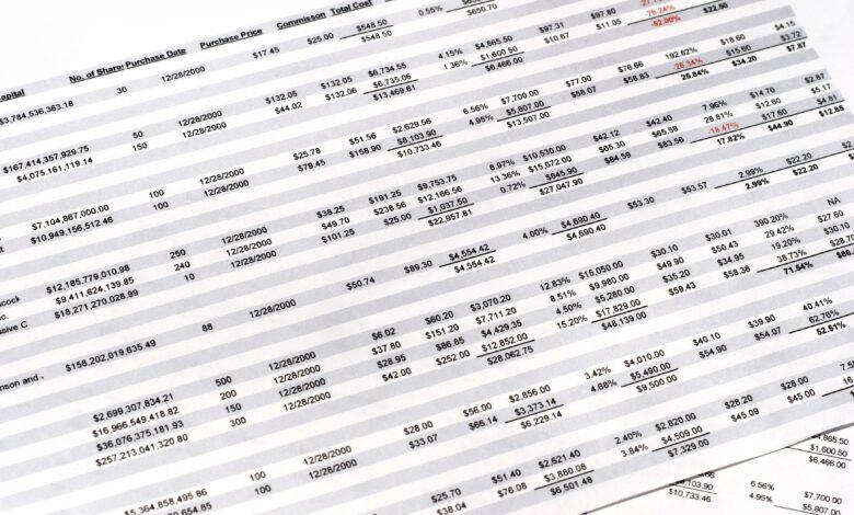 Ajouter des en-têtes et des pieds de page prédéfinis ou personnalisés aux feuilles de calcul Excel
