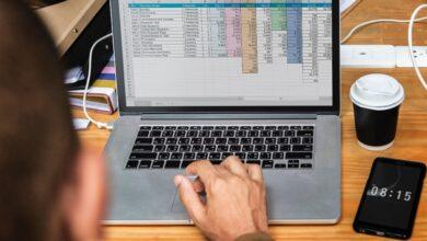 Arrondir les chiffres dans Excel avec la fonction ROUNDUP