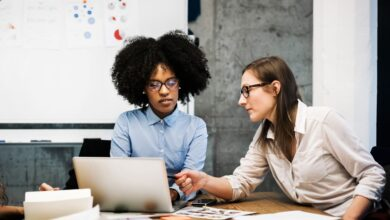 Changer la direction du mouvement du curseur dans Excel