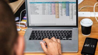 Comment calculer le pourcentage en Excel