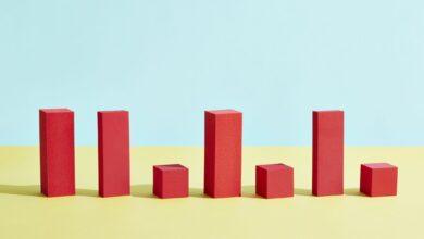 Réaliser un graphique boursier haut-bas-fermé en Excel