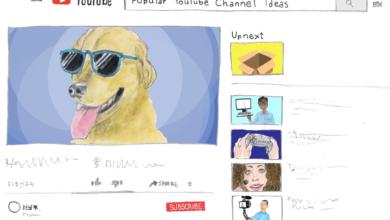 15 idées de chaînes YouTube populaires