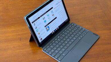 Un Chromebook polyvalent : Lenovo Chromebook Duet