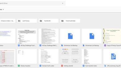 Choisissez un endroit pour stocker vos fichiers