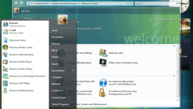 5 raisons de rester sous Windows Vista