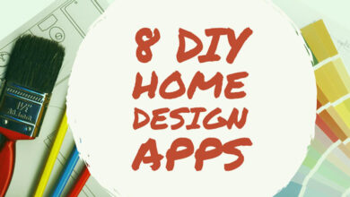 8 applications utiles pour la conception de maisons de bricolage