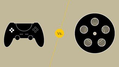 Animation pour les jeux vidéo vs. animation pour les films