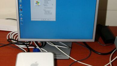 Apple Mac OS X contre Windows XP