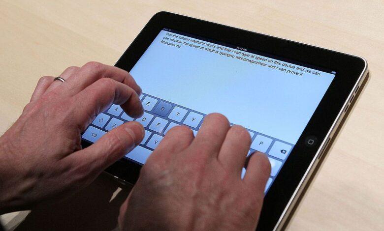 Applications de traitement de texte pour votre iPad