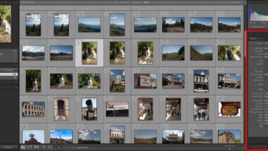 Appliquer des métadonnées à plusieurs photos dans Lightroom CC 2015