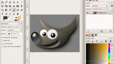 Apprenez à relier les couches dans GIMP