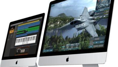 iMacs à la pomme