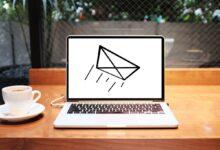 Changer de perspective pour envoyer le courrier tout de suite