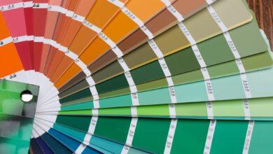 Choisir le bon livre de couleurs Pantone