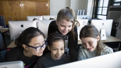 Les filles qui codent