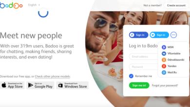 Commencer à chatter sur les rencontres sociales App Badoo