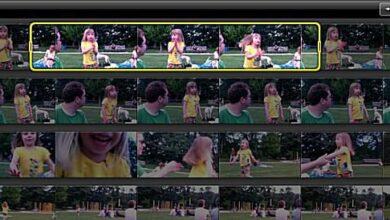 Commencer le montage d'un projet iMovie