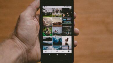 Commencez à éditer votre carte photo Instagram
