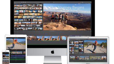 Comment activer les outils avancés de iMovie