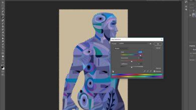 Comment changer la couleur de fond dans Photoshop