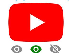 Visibilité vidéo sur YouTube