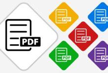 Comment convertir Word en PDF