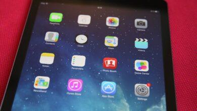 Comment copier des fichiers Microsoft Office sur l'iPad