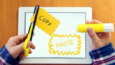 Comment couper, copier et coller dans Microsoft Word