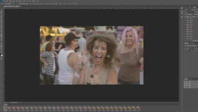 Comment créer un GIF dans Photoshop