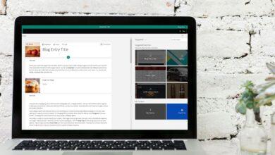 Comment créer une présentation Microsoft Sway