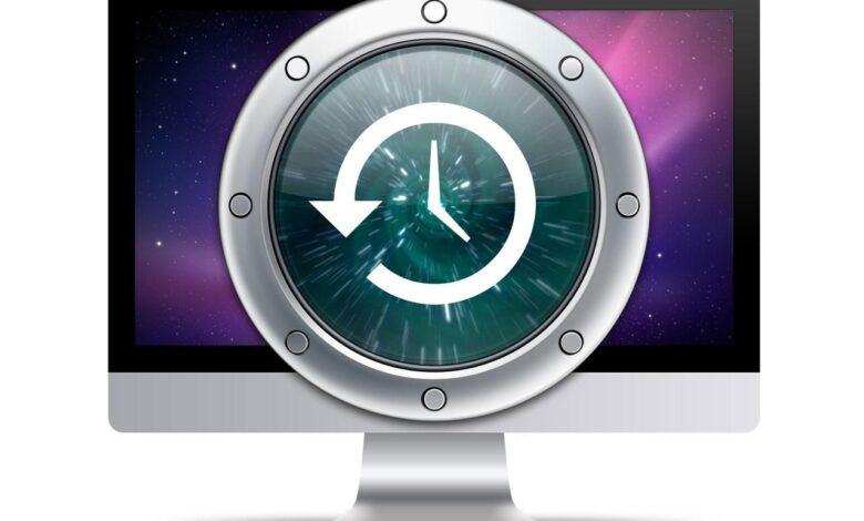 Comment déplacer la machine à voyager dans le temps vers un nouveau disque de sauvegarde