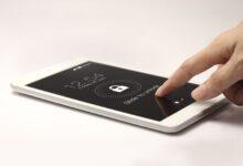 Comment désactiver le centre de contrôle sur l'écran de verrouillage de l'iPad