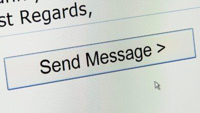 Comment envoyer un message en texte clair dans Outlook