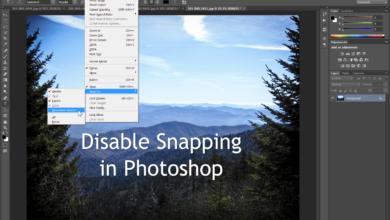 Comment éviter que Photoshop ne s'empare d'un document