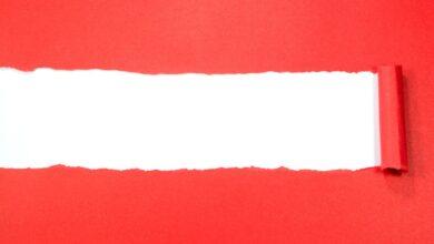 Comment faire un bord de papier déchiré dans GIMP