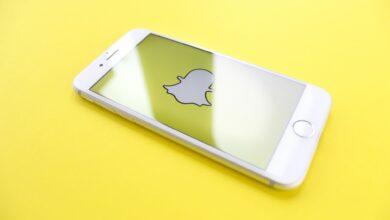 Comment faire un chat de groupe sur Snapchat