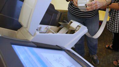 Comment fonctionnent les machines de vote électronique ?