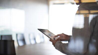 """Comment gérer les notifications en mode """"push"""" sur l'iPad"""