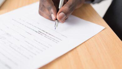 Comment insérer une signature en Word