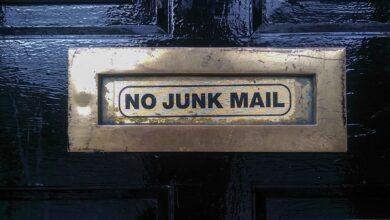 Comment marquer un message comme indésirable dans Outlook.com