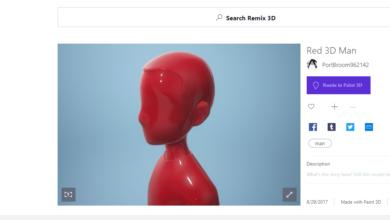 Comment partager vos créations Paint 3D sur Facebook