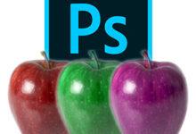 Recolorer dans Photoshop