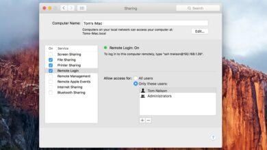 Comment redémarrer ou éteindre votre Mac à distance