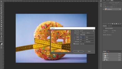 Comment redimensionner une image dans Photoshop