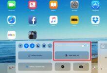 Comment régler la luminosité de l'iPad