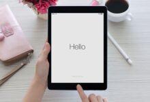 """Comment réparer un appareil iOS bloqué sur l'écran """"Hello"""" ?"""