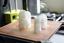 Comment retirer une structure de support imprimée en 3D