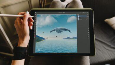 Comment utiliser Photoshop sur l'iPad