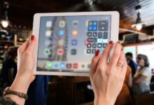 Comment utiliser le panneau de contrôle de l'iPad