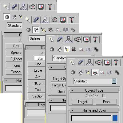 Comprendre les principaux outils de 3D Studio Max